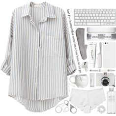 """I have a date with my bed tonight"" by dhiasyarifia on Polyvore"