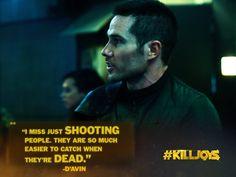 Killjoys season 2,episode 1 (I think ep 1)
