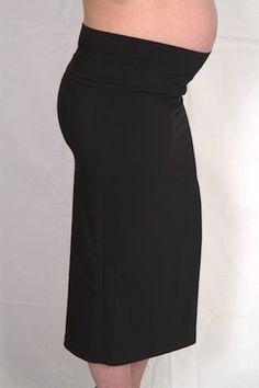 Maternity Pencil Skirt $99.00 by Ljb Maternity http://ljbmaternity.com.au