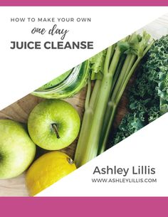 Need a little system reboot? A little detox? A one day juice cleanse is a great way to give your body a rest after working so hard on digesting food, especially if those foods haven't been the cleanest! One Day Juice Cleanse, Juice Cleanse Recipes, Green Smoothie Cleanse, Healthy Juice Recipes, Juicer Recipes, Healthy Juices, Detox Recipes, Healthy Drinks, Healthy Snacks