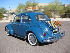 1966 VOLKSWAGEN BEETLE 2 DOOR SEDAN - Barrett-Jackson Auction Company - World's Greatest Collector Car Auctions