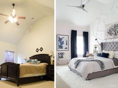 8 Inspiring Bedroom Renovations (Before & After!)