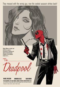 The Deadpool - Dan Mora