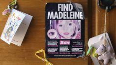 Tras la pista de Madeleine McCann: Niña secuestrada en 2007 habría sido vista en Paraguay | Radio Panamericana
