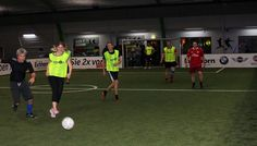 #Weihnachts-#Fußball der #memo-Kicker in Aschaffenburg im #Kickit Soccer Dome | #Christmas #soccer #football of the memo #team in Aschaffenburg