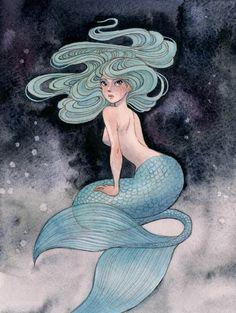 More mermaids by reneenault