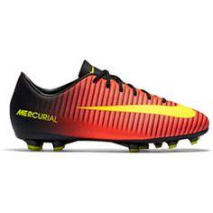 Nike® Jr. Mercurial Vapor XI FG Girls Soccer Cleats - Little Kids/Big