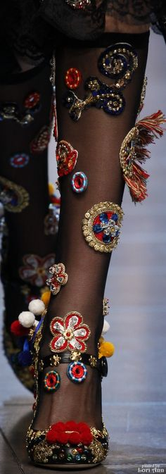 Frivolous Fabulous - Dolce Gabbana Spring 2016 RTW