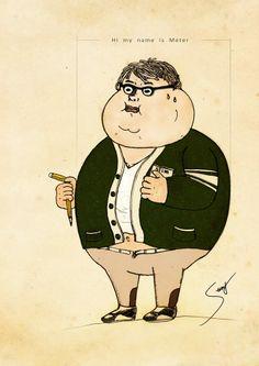 胖胖的Story