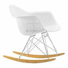 RAR armchair ABS Charles Ray Eames 1950
