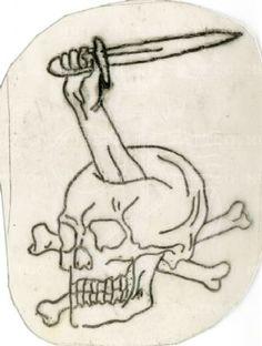Sick Tattoo, Poke Tattoo, Flash Tattoos, Tattoo Flash Art, Dragon Tattoo Art, Vintage Tattoo Design, Tradional Tattoo, Tattoo Museum, Flash Drawing