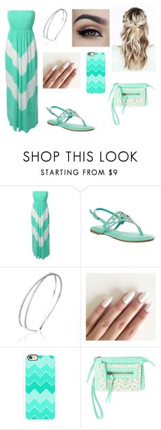 """"""""""" by foremantrista ❤ liked on Polyvore featuring LE3NO and Casetify"""