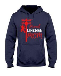 Proud Lineman | TeeChip Lineman Gifts, Baby Accessories, Sweatshirts, Reading, Trainers, Sweatshirt, Sweater, Hoodie, Hoodies