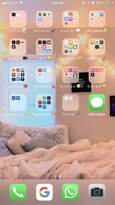 Aplicaciones ♥ organize apps on iphone, good apps for iphone, whats on my Organize Apps On Iphone, Good Apps For Iphone, Application Iphone, Iphone App Layout, Iphone Home Screen Layout, Accessoires Iphone, Editing Apps, Phone Organization, School Organization