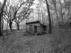 abandoned home along the coastal georgia greenway. 04/02/2016