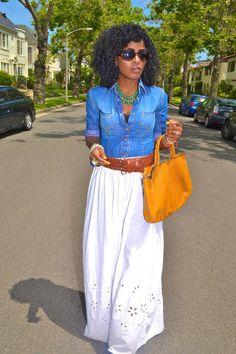 Blue-denim-paul-joe-shirt-white-maxi-eyelet-skirt_400
