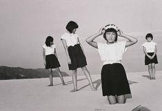 Shoji Ueda, Girls, 1945