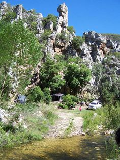 Campsite, 4x4, Golf Courses, Road Trip, Adventure, Travel, Holiday, Rice, Africa
