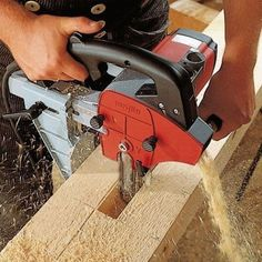 Timber framing tools - Mafell Chain Mortiser LS 103 with Chain set 28 x 40 x & Stand Woodworking Power Tools, Carpentry Tools, Woodworking Plans, Woodworking Projects, Woodworking Equipment, Timber Framing Tools, Power Tool Storage, Cheap Power Tools, Construction Tools