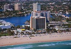 Elija un hotel sobre la playa en Fort Lauderdale y prepárese para disfrutar de la arena y el mar