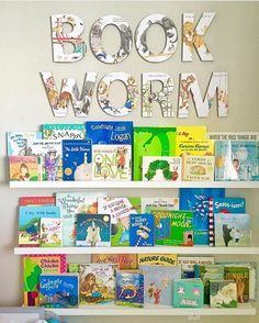 Do you have a little book worm? Tag friends that do too! Thanks for the tag @karlafishel Designed by @jandjdesigngroup... - Home Decor For Kids And Interior Design Ideas for Children, Toddler Room Ideas For Boys And Girls
