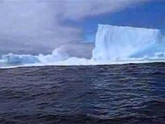 [][][] See an iceberg collapse. (video of iceberg collapsing off the National Historic District of Battle Harbour, Labrador, Canada. Filmed by Mike Earle. Science Videos, Science Activities, Visit Alaska, Alaskan Cruise, Educational Videos, Winter Theme, School Days, Geography, Labrador