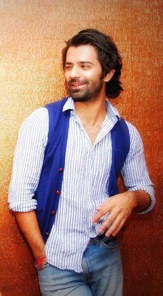 Barun Sobti Arnav And Khushi, Mens Fashion, Fashion Outfits, Mens Clothing Styles, In A Heartbeat, Kos, Sanaya Irani, India, My Favorite Things