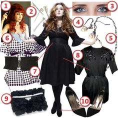 Adele · DIY The Look · Cut Out + Keep