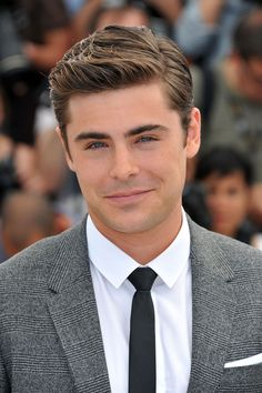 Zac Efron  He has potential, but we have to see how he uses what he's got...Those looks will only get better with age...like Rob Lowe...