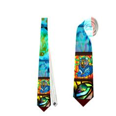 curty  Necktie (Two Side)