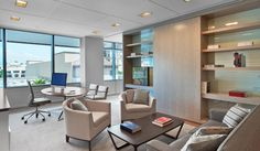 Rottet Studio - Projects - Investment Firm & Family Office: Beverly Hills, CA