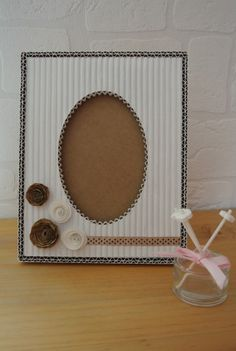 Cardboard Frame Stand Diy Cardboard The O Jays And The