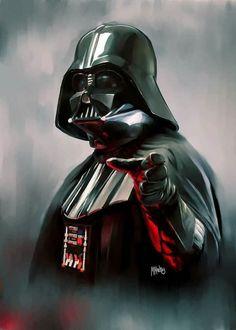 It's a Man's World - Darth Vader - Star Wars Star Wars Pictures, Star Wars Images, Star Wars Poster, Dark Souls, Camisa Star Wars, Anakin Vader, Anakin Skywalker, Darth Maul, Star Wars Personajes