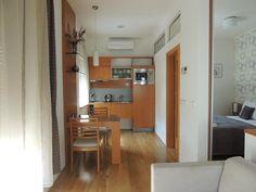 kitcheneete at rezidence vysehrad Prague Hotels, Hotel Reviews, Trip Advisor, Room, Furniture, Home Decor, Bedroom, Decoration Home, Room Decor