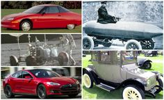 The electric vehicle is a lot older than you may think—here's a primer on the history of the EV. Read more and see photos at Car and Driver.
