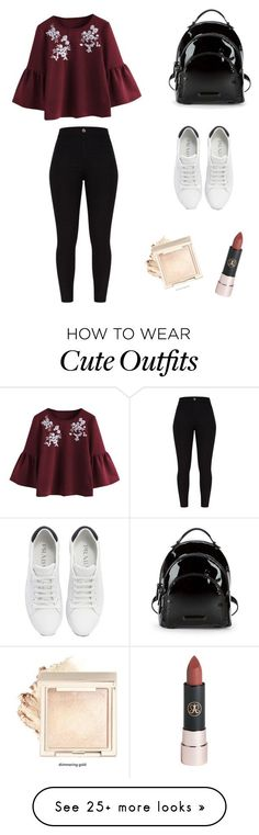 """My First Polyvore Outfit"" by sherlynsilva on Polyvore featuring Prada and Kendall + Kylie #polyvoreoutfits"
