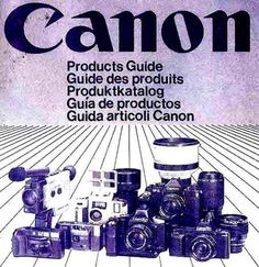 CANON-CAMERA-BROCHURE-T90-F1-A1-AE1P-T80-T70-T50-from-1983-CANON