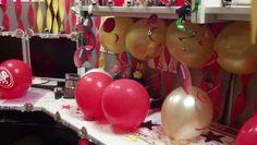 Cubicle birthday decoration - 49ers