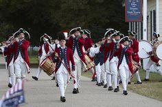 Yorktown Day, Yorktown Battlefield. Free. 757.898.2410