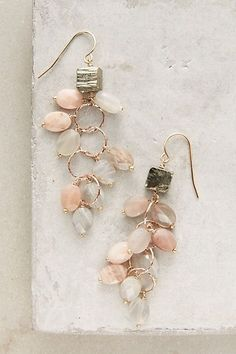 Rose Dawn Drops #anthropologie