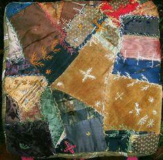 Antique Textile 1800's Victorian Children's by SirGunnisonsFarm,