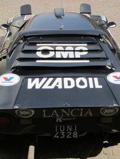 Lancia Stratos, San Remo rally 2014