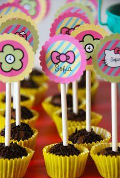 Festa Hello Kitty - Maravilhosa!                                                                                                                                                                                 Mais