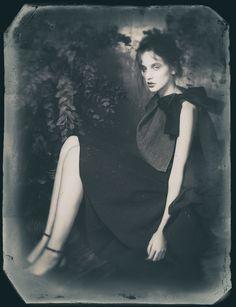 Sandrine Dulermo, Michael Labica, fashion Photography