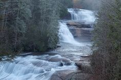 DuPont State Forest 3-Mile Waterfall Hike