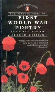Penguin First World War Poetry I Love Books, Great Books, Penguin Classics, Penguin Books, First World, World War, Poems, Reading, My Love