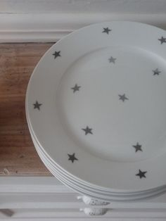 need to figure out how to do this with my white plates