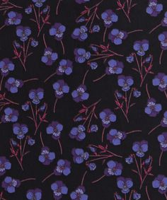 Liberty Art Fabrics Ros T Tana Lawn Cotton | Fabric | Liberty.co.uk