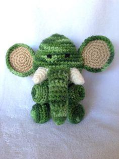Amigurumi Elephant Ears Free Pattern – Krazykabbage