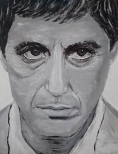 Al Pacino by Mariël